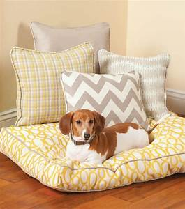 craftdrawer crafts how to sew a comfy dog bed comfy dog With comfiest dog bed