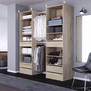 Dressing Sans Porte : meuble dressing 25 id es pour une chambre organis e ~ Dode.kayakingforconservation.com Idées de Décoration