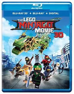 The LEGO® NINJAGO® Movie – 4K Ultra HD Blu-ray Combo Pack ...
