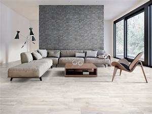 Wood effect porcelain stoneware floorings Living Ceramica Rondine