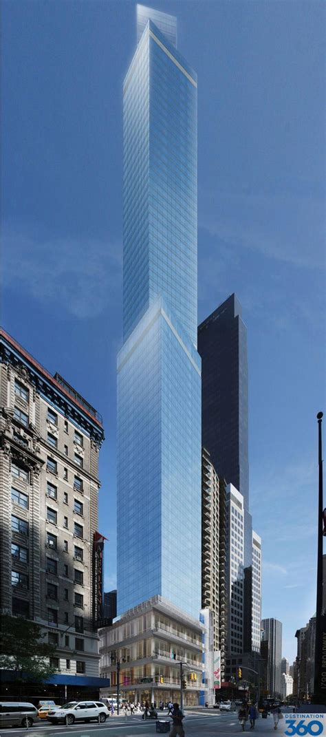 tallest hotel  nyc