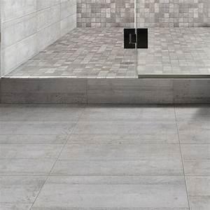 Leroy Merlin 15 Aout : carrelage sol et mur gris industry x cm leroy ~ Dailycaller-alerts.com Idées de Décoration