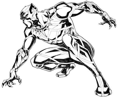 resultado de imagen  pantera negra  colorear  pantera negra heroe pantera negra