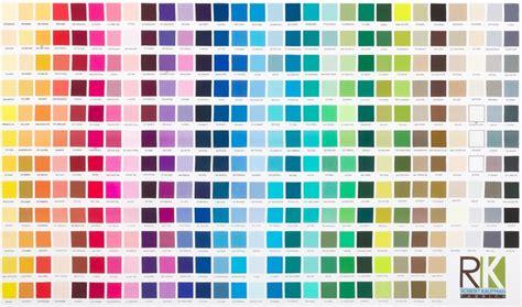 kona cotton color card robert kaufman fabrics kona 174 printed color chart