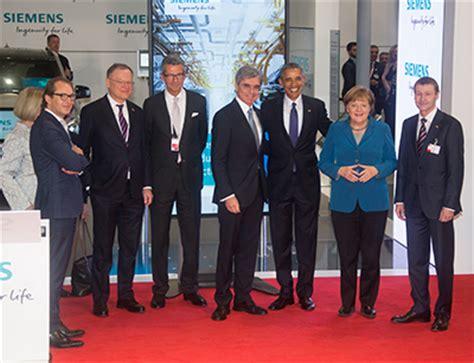 ticker obama in hannover obama siemens at hannover messe 2016 siemens global website