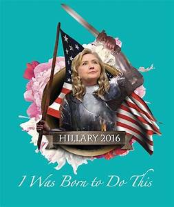 Oh Whoops We Just Forced You To Buy This Shirt Of Hillary ...