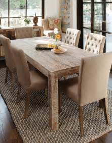 rustic dining room furniture 6 the minimalist nyc
