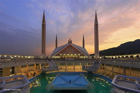 Faisal Mosque Hd Pics by Faisal Mosque Islamabad Beautiful View Of Faisal Masjid