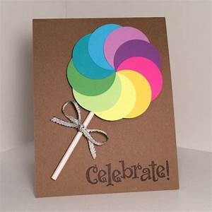 Geburtstagskarte Basteln Einfach : die besten 25 handgemachte geburtstagskarten ideen auf pinterest geburtstagskarten selbst ~ Orissabook.com Haus und Dekorationen
