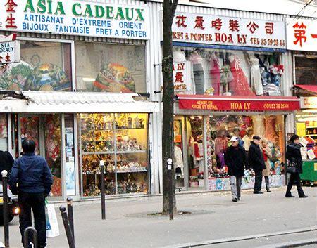 le quartier chinois à quartier chinois 13ème arrondissement routard com