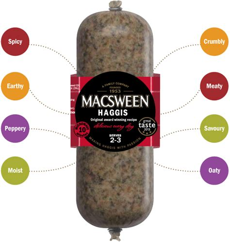what is haggis macsween what is haggis