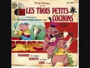 Youtube Trois Petit Cochon : jacques duby les trois petits cochons youtube ~ Zukunftsfamilie.com Idées de Décoration