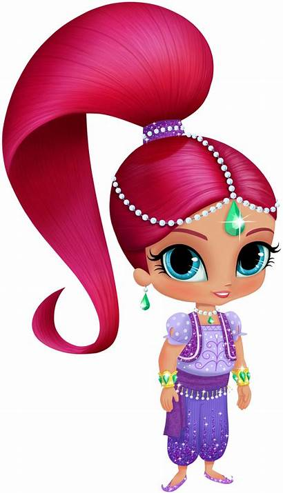 Shimmer Shine Clip Cartoon Clipart Yopriceville Characters