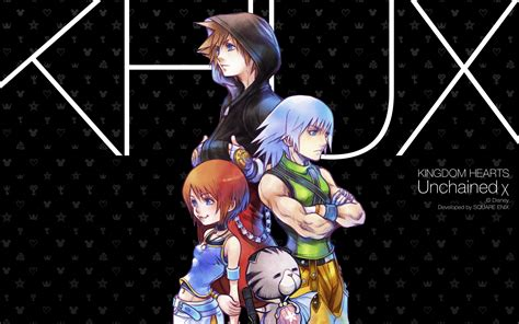 Kingdom Hearts Animated Wallpaper - kingdom hearts unchained x wallpaper releases in