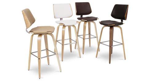 chaise bar 4 pieds tabouret de bar design hambourg mobilier moss