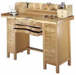 Jewelers 16-Drawer Workbench