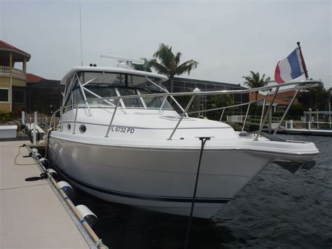 Proline Inboard Boats by Proline 33 Express Diesel Boat For Sale From Usa
