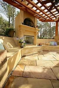 Ein Stein Haus Forum : terrassenboden aus stein 25 fotos ~ Lizthompson.info Haus und Dekorationen