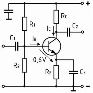 Basisstrom Berechnen : darc online lehrgang technik klasse a kapitel 6 transistoren und verst rker ~ Themetempest.com Abrechnung