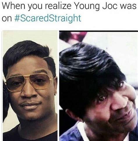 Yung Joc Memes - yung joc new haircut top 10 perm memes empire bbk