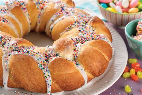 easter bread sweet easter bread