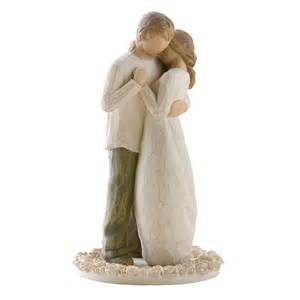 willow tree promise cake topper figurine 26189 hold dear the promise of all figurines