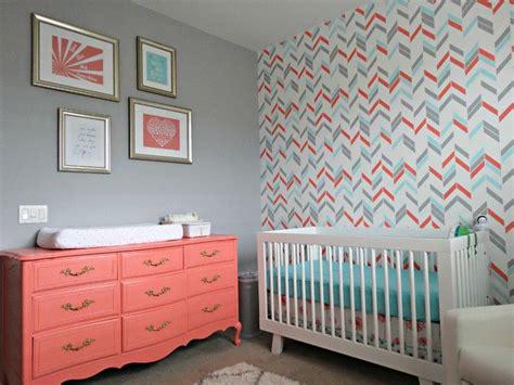 chambre bébé turquoise et gris bleu turquoise et gris en 30 idées de peinture et décoration