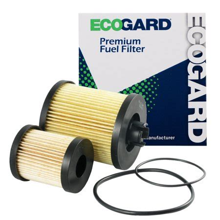 99 Ford F 450 Fuel Filter by Ecogard Xf55590 Diesel Fuel Filter Premium Replacement