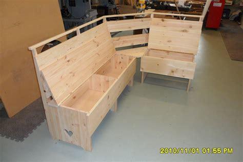kitchen table bench plans free woodworking plans breakfast nook bench design pdf plans