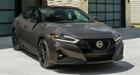 2021 Nissan Maxima More Expensive, New 40th Anniversary ...