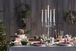 Table De Noel Traditionnelle : table de noel traditionnelle une d co intemporelle ~ Melissatoandfro.com Idées de Décoration