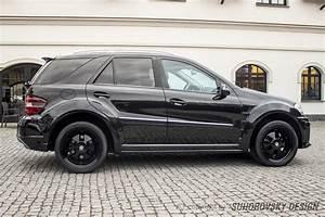 Mercedes Ml W164 Zubehör : wide body kit for mercedes ml w164 suhorovsky design ~ Jslefanu.com Haus und Dekorationen