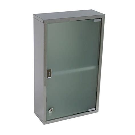 gedy joker stainless steel cabinet  cabinet  glass