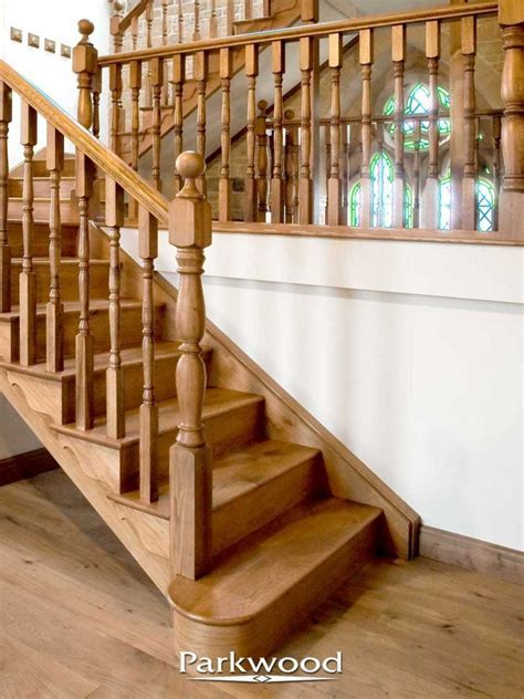 Traditional Staircases   Parkwood Joinery Ltd