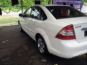 Ford Focus 2010 Ghia 2 0 In Selangor Automatic Sedan White