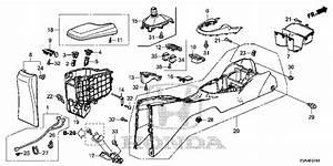 83450 t5r a31za armrest assy console nh900l With honda ridgeline usb