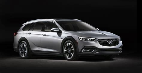 2018 Buick Regal TourX wagon will start at $29,995   The