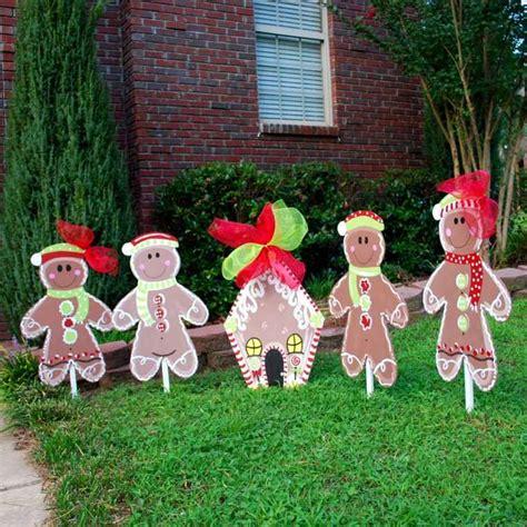 decoration biscuit de noel d 233 cors de no 235 l un jeu de lumi 232 res dans votre jardin