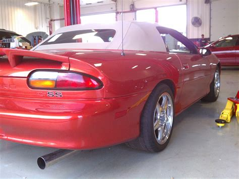 2001 Chevrolet Camaro Convertible V Pictures
