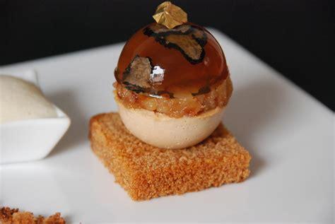 Foie Gras Pomme Caram Lis E by Gagner Du Chagne Boule De Foie Gras Gel 233 E De
