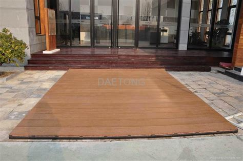 outdoor flooring products outdoor wooden floor decking 25w01b daetong china trading company products