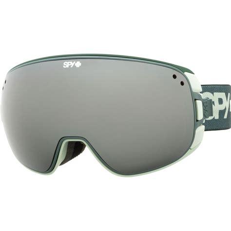 Spy Bravo Goggles With Free Bonus Lens Backcountrycom
