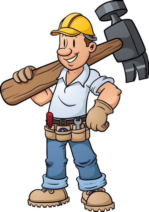 Builder Free by Bob The Builder Clipart
