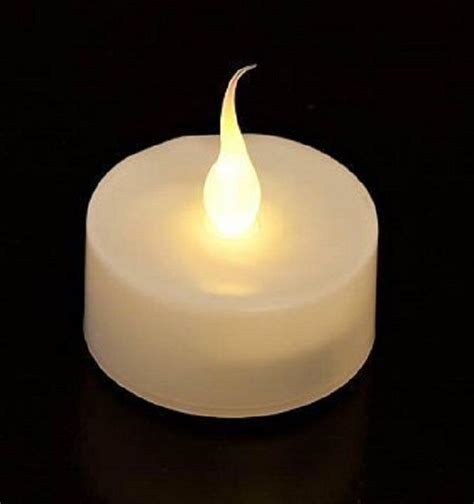 battery operated tea lights new flameless flickering led tea light candles battery