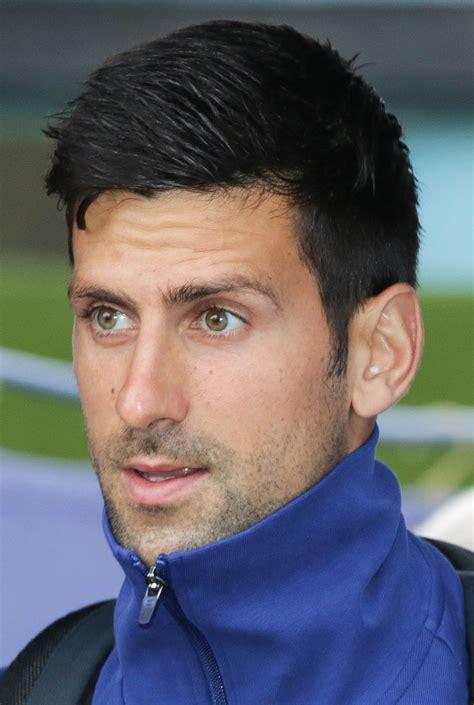 Njegovi nadimci su nole i džoker. Novak Djokovic - Wikipedia
