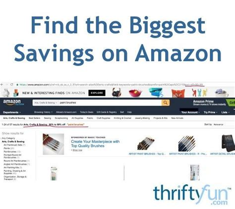 shopping saving money thriftyfun