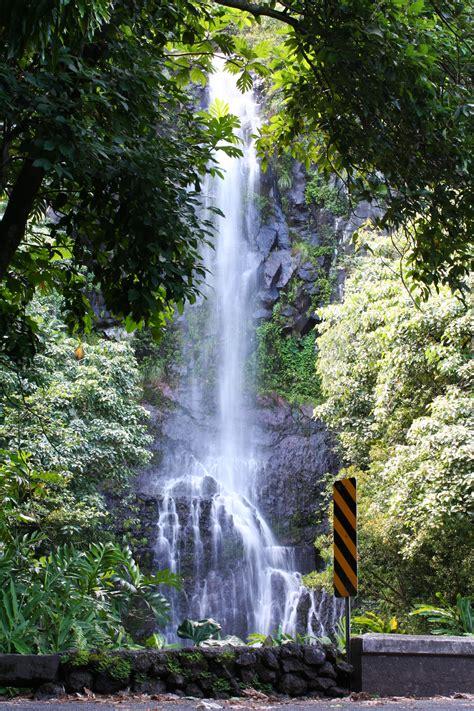 Road to hana waterfalls are definitely worth visiting. Wailua Falls | Maui Guidebook