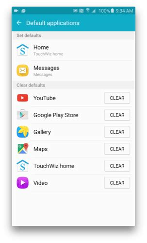 how to change default apps on samsung galaxy tab s2 stateoftechstateoftech