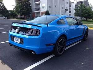 Sell used 2013 Ford Mustang Boss 302 Rare Grabber Blue!! in Midlothian, Virginia, United States ...
