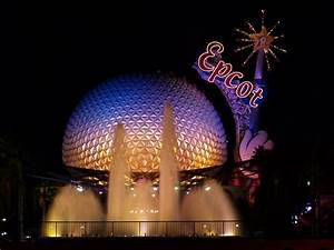 Panoramio - Photo of Walt Disney World Epcot Spaceship ...